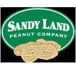 Sandy Land Peanut Company Logo